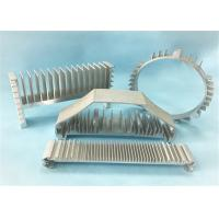 OEM Industrial Aluminium Radiator Profile For Windows & Doors 6063-T5 Manufactures