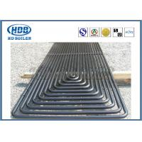 Hight Efficiency Alloy Steel Superheater In Thermal Power Plant , Reheater In Boiler Manufactures