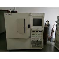 Buy cheap Plastic Material Flame Test Chamber Smoke Density Test Standard ISO5659-2 220V from wholesalers