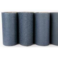 Anti-Static Zirconia Alumina Sanding Belts Of Close Coated , Grit P100 Manufactures