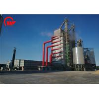 Small Footprint Mechanical Corn Dryer , Heat Recycling Agricultural Dryer Machine Manufactures