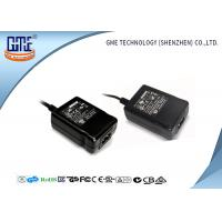 OEM Black Desktop switchable power supply Input 240V AC Output 12V 1A Manufactures