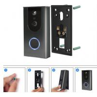 Commercial Wireless Digital Ding Dong Doorbell  Android and IOS APP control wifi HD doorphone camera visual doorbell Manufactures