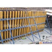 H20 Timber Beam Wall Formwork Systems 6m Height Universal For Vertical Walls Manufactures