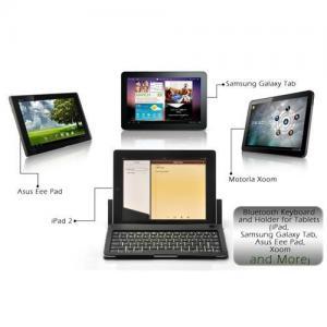 China Chocolate-Style Ultra-slim 4mm Aluminum BT keyboard  For iPad/ Blackberry Playbook /ASUS Eeepad /Ace on sale