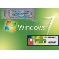 China Web Activation Windows 7 Professional Product Key Lifetime Guarantee on sale