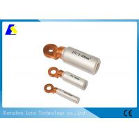 China Bi - Metal Welding Cable Lugs Compression Terminal Connectors CE Certificated on sale