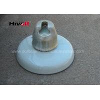 ANSI 52-8 Disc Suspension Insulator For Distribution Power Lines 110KV Manufactures