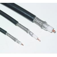 China TC Braiding Low Loss 400 50 Ohm Signal Coaxial Cable for Mobile Antennas on sale
