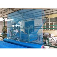 Colored Anti Mosquito Removable Insect Screen 18X16 Mesh And Wind Resistant Manufactures