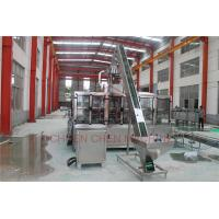 Plastic Bottle 5 Gallon Water Filling Machine Rotary Type Bottling Manufactures