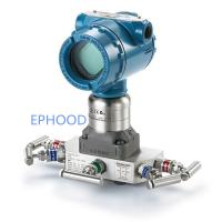 3051S Model Simple Level Differential Pressure Transmitter 2 Integral Relays Integral Manifold Manufactures