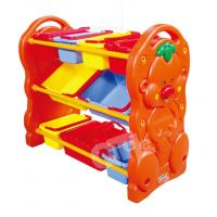 Orange Kids Indoor Play Center Equipment Environmental Friendly Manufactures