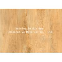 Wood Effect Paper Feeling Wood Grain Film Manufactures