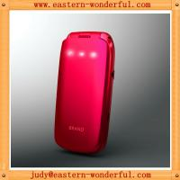 Quality OEM 2.4inch ABS dual sims 3G cell phone support blutooth and dual cameras for sale