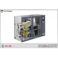 Rotary Screw Air Compressor Atlas Copco with 15 - 55 kW Installed Motor Power Manufactures