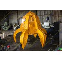 electric hydraulic grab bucket Manufactures