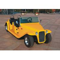 New design Classic 4 Seats Electric Golf cart for clubs and hotels with CE certificate Manufactures