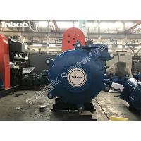 Tobee® AH slurry pumps are used in solids containing applications Manufactures