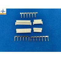 2.0mm Pitch Wire To Wire Connector With Tinned Brass Male Terminals Female Contact Manufactures