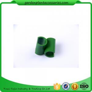 8mm Reusable Garden Cane Connectors Green Color Long Lasting Manufactures
