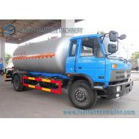 12000L Lpg Tanker Truck  / Lpg Gas Tanker Truck 1mm Rust Thickness For Lpg Cylinder Manufactures