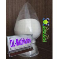 99% Pure Amino Acid Powder DL-Methionine for Animal Feed Nutrition SAA-METDL99 Manufactures