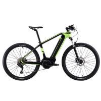 LCD Display Carbon Fiber Mountain Bike , Electric Off Road Bike Shifter Levers 10 Speed Manufactures