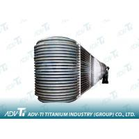 Quality U Shape Titanium Heat Exchanger Tube Welded For Chemical Processing Equipment for sale