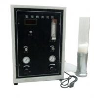 Plastic Rubber Foam Limiting Oxygen Index Tester Manufactures
