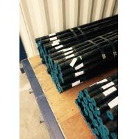 Hollow Burnished Seamless Thick Wall Steel Round Bar for Project material Manufactures