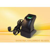Portable  Biometric fingerprint reader device , thumbprint security usb reader optical sensor Manufactures