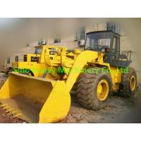 China Diesel Compact Wheel Loader 3090mm LW500KL / 3 m³ , 17.4t Payload on sale