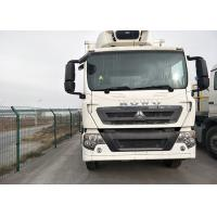 6×4 SINOTRUK HOWO Commercial Refrigerated Trucks / Vans With Air Condition Manufactures