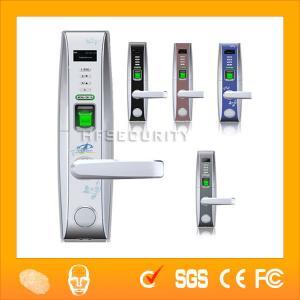 High Performance Bio Zinc Alloy Handle Door Lock(HF-LA401) Manufactures