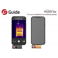 Android Smartphone Thermal Camera With 120x90 IR Sensor And 25HZ Frame Rate Manufactures