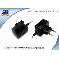 Quality GME EU 12V 500mA switching wall plug power supply with CE ROHS CB GS certificate for sale