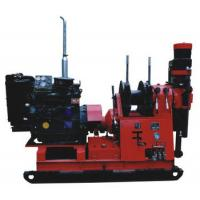 300m Hydrolic Chuck Spindle Mining Geological Core Drilling Machine Manufactures