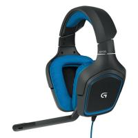 China Noise Cancelling Headset Gaming Headset USB Wired 7.1 Surround Adjustable Logitech G430 on sale