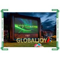 China Commercial Advertising Model Inflatable Movie Screens For Film Festivals on sale
