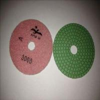 Quality marble floor diamond polishing pads for sale
