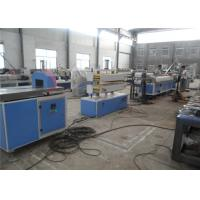 China PP PW PVC Plastic Profile Production Line , Plastic Profile Making Machine on sale