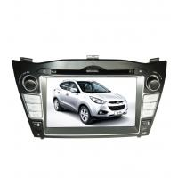 China HYUNDAI IX35 Built-In GPS Navigation Systems For Cars Steering Wheel Control on sale