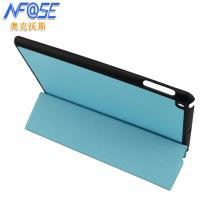 Hard Shell Smart Ultra Thin Leather iPad Case Stand Triangle , Magetic Manufactures