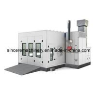 China Car Spray Painting Bake Booth (SSB91C) on sale
