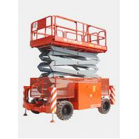 Rough Terrain Scissor with Lifting Height 18.1m,Capacity 680kg(GTJZ 1623D) Manufactures