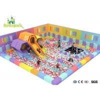 China Chicken Run Kids Plastic Indoor Playground With Slide Multi - Functional on sale