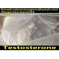 Bodybuilding Testosterone Based Steroids Cas 58-22-0 For Muscle Growth Manufactures