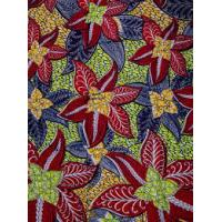 Quality 100% COTTON super wax jacquard fabric new arrival  for sale