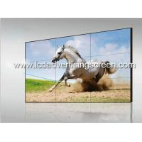 China Digital Lcd Video Wall 0.88mm Display High Resolution 1920*1080 on sale